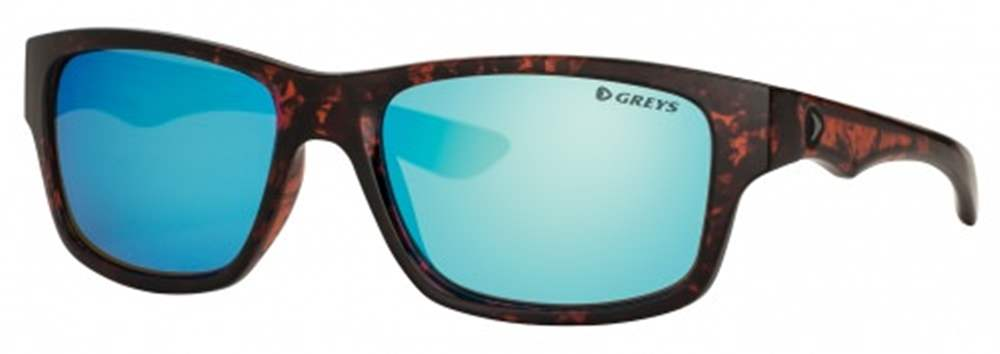 Greys G4 Sunglasses (Gloss Tortoise/Blue Mirror)