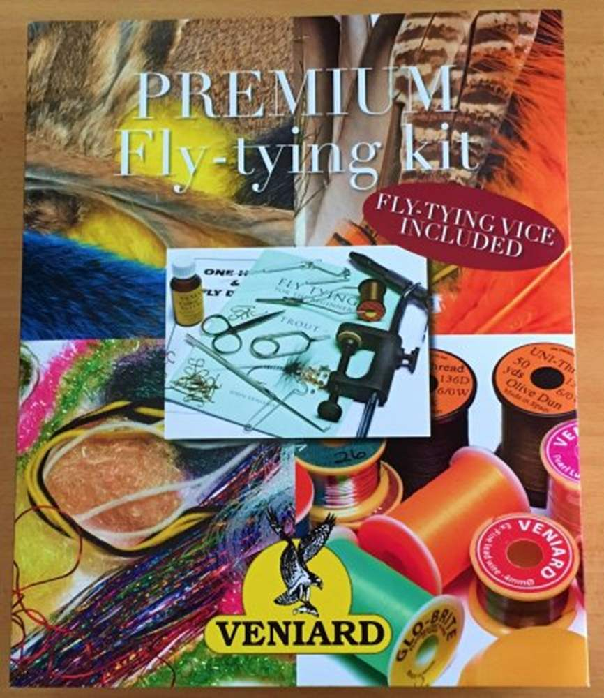 Veniard - Premium Fly Tying Kit