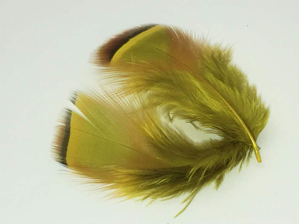 Veniard - French Partridge Hackles - Yellow