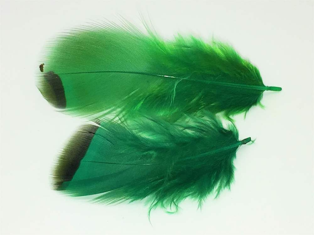 Veniard - French Partridge Hackles - Green