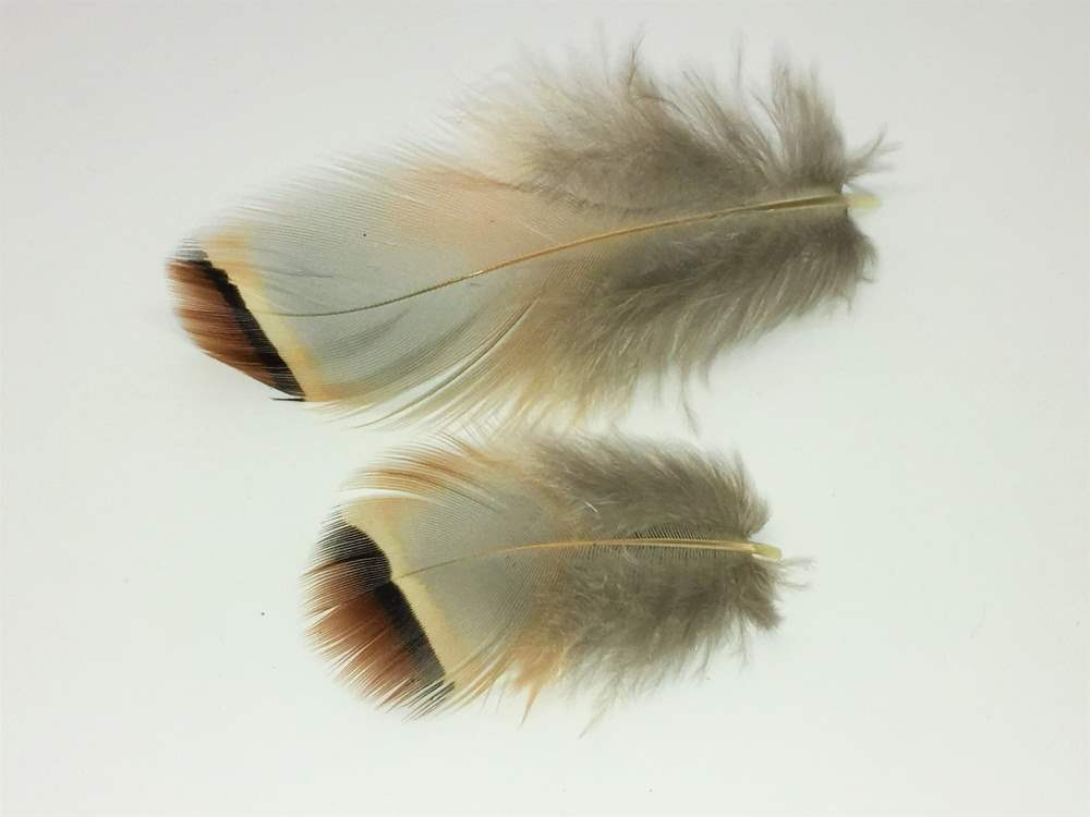 Veniard - French Partridge Hackles - Natural