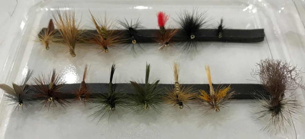 March Dry Fly Collection for Rivers