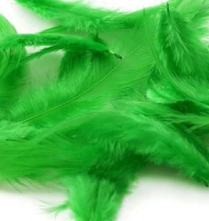 Metz - Soft Hackle - 2.5g -  Green Highlander