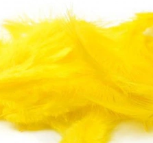 Metz - Soft Hackle - 2.5g - Yellow