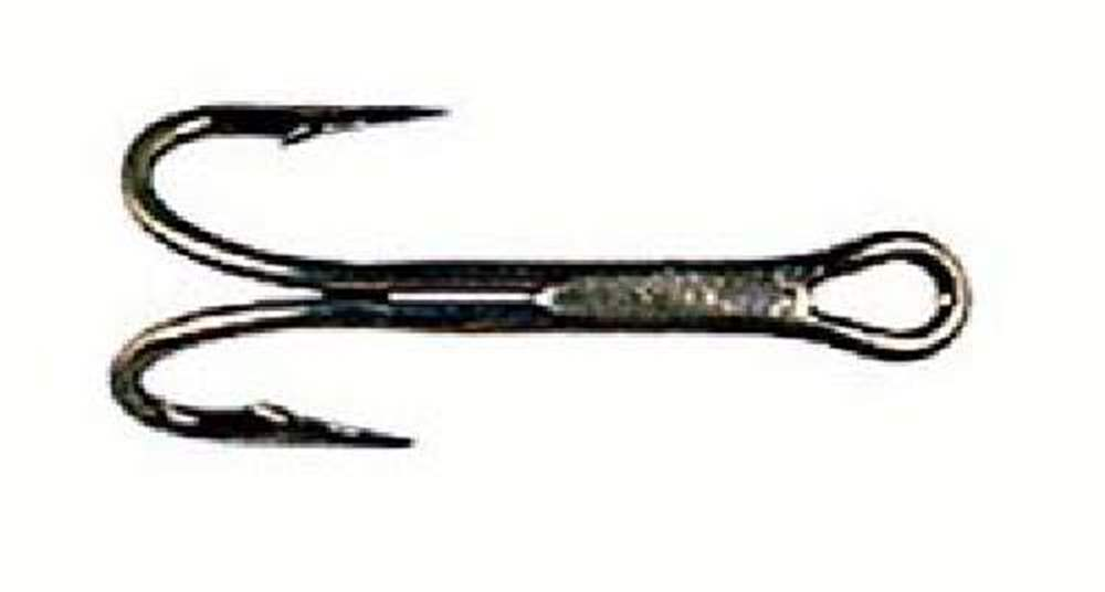Kamasan Hooks (Pack of 10) - B270 Wee Doubles (Double Hook) Size 6