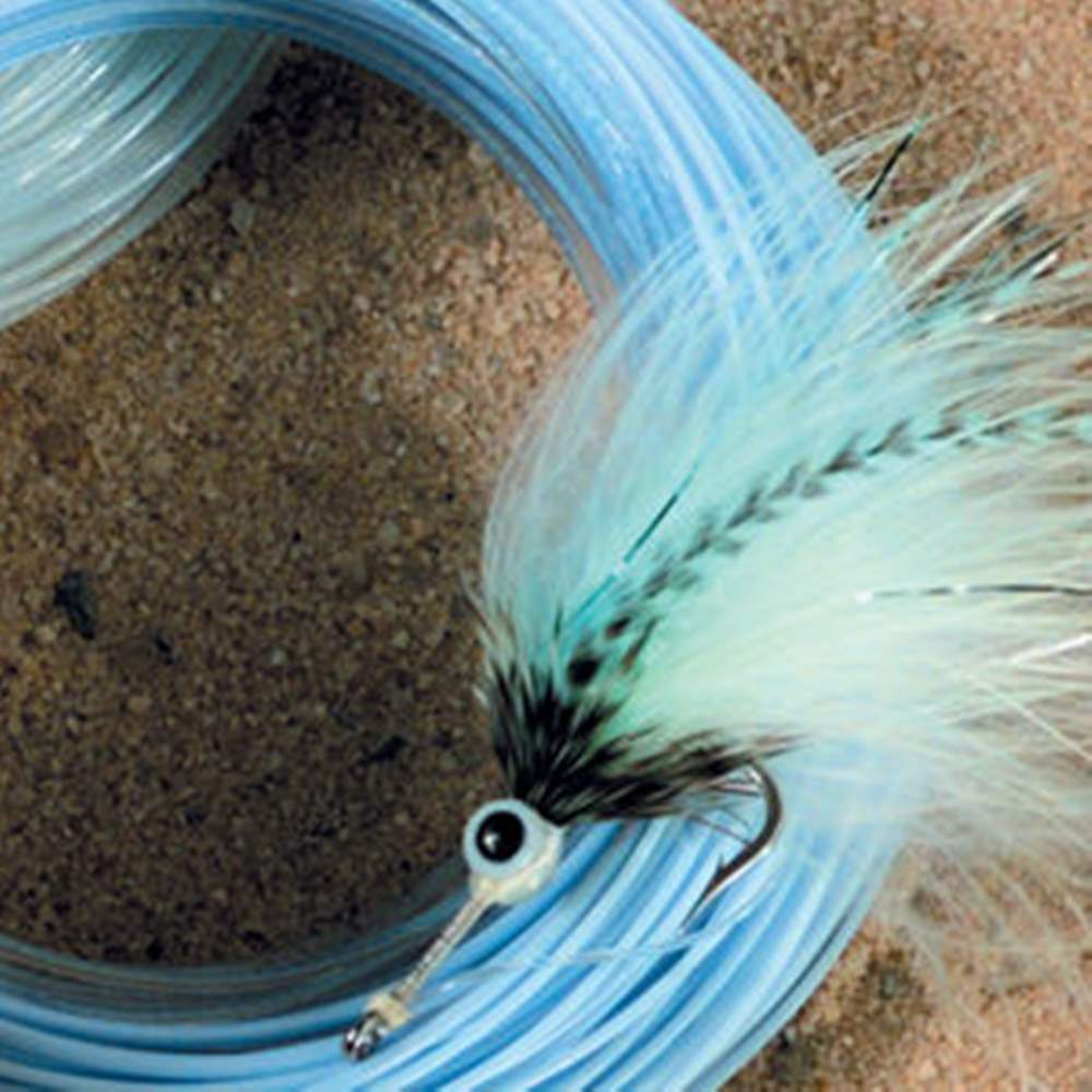 Royal Wulff #10 Bermuda Triangle Taper Lost Tip Fly Line