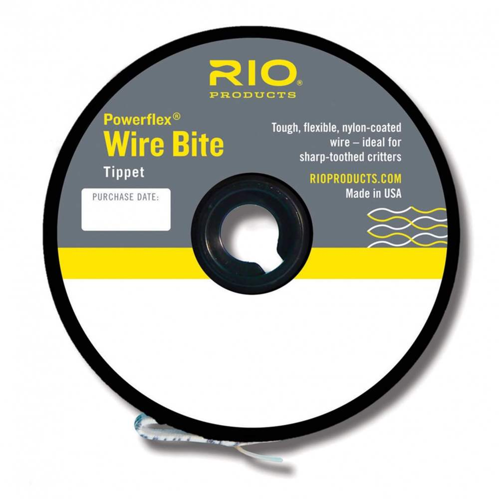 Rio Products - Saltwater Tippet - Powerflex WireBite - 20lb