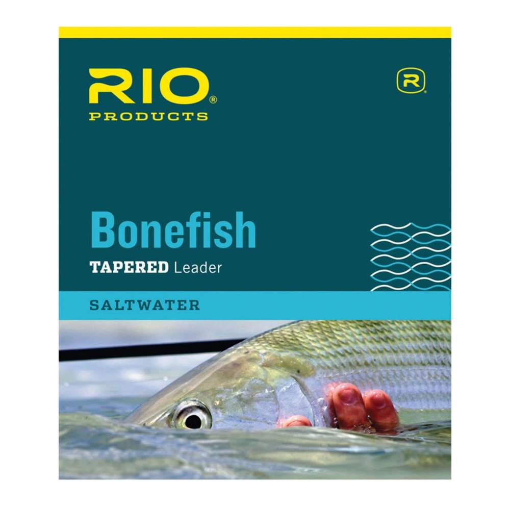 Rio Products - Bonefish Tapered Leader - 10lb