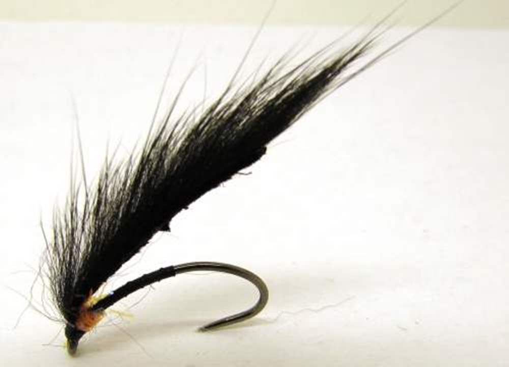 Barbless Marsden Mohican Black & Orange