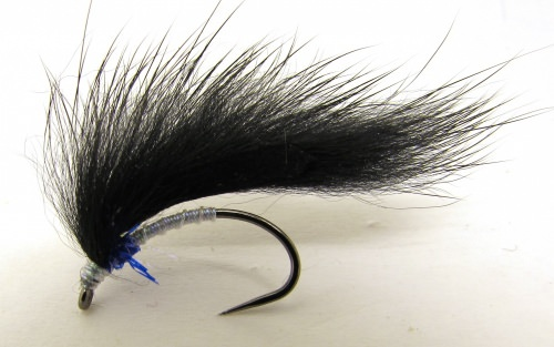 Barbless Marsden Mohican Iridescent & Blue