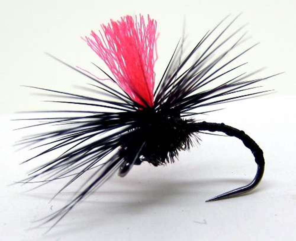 Barbless Black Magic Trout Dry Fishing Fly