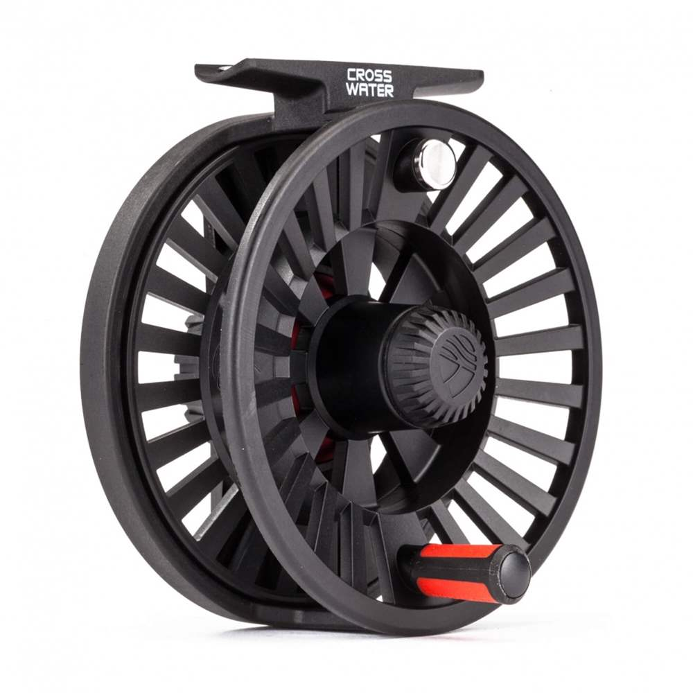 Redington - Crosswater Reel - Black - #4/5/6