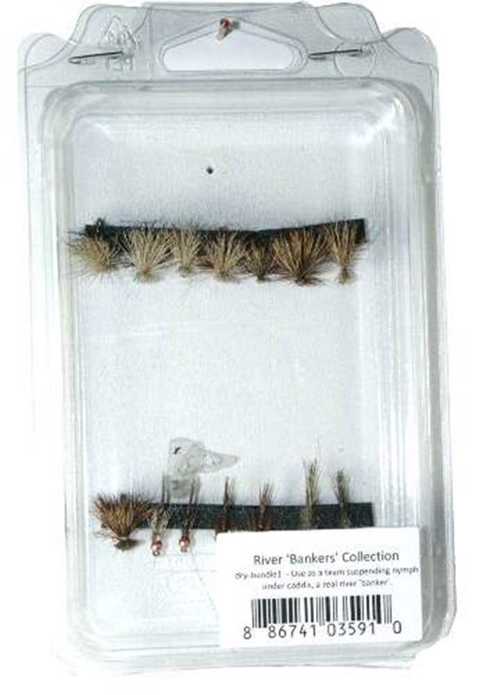 The River Banker Trout Flies Collection