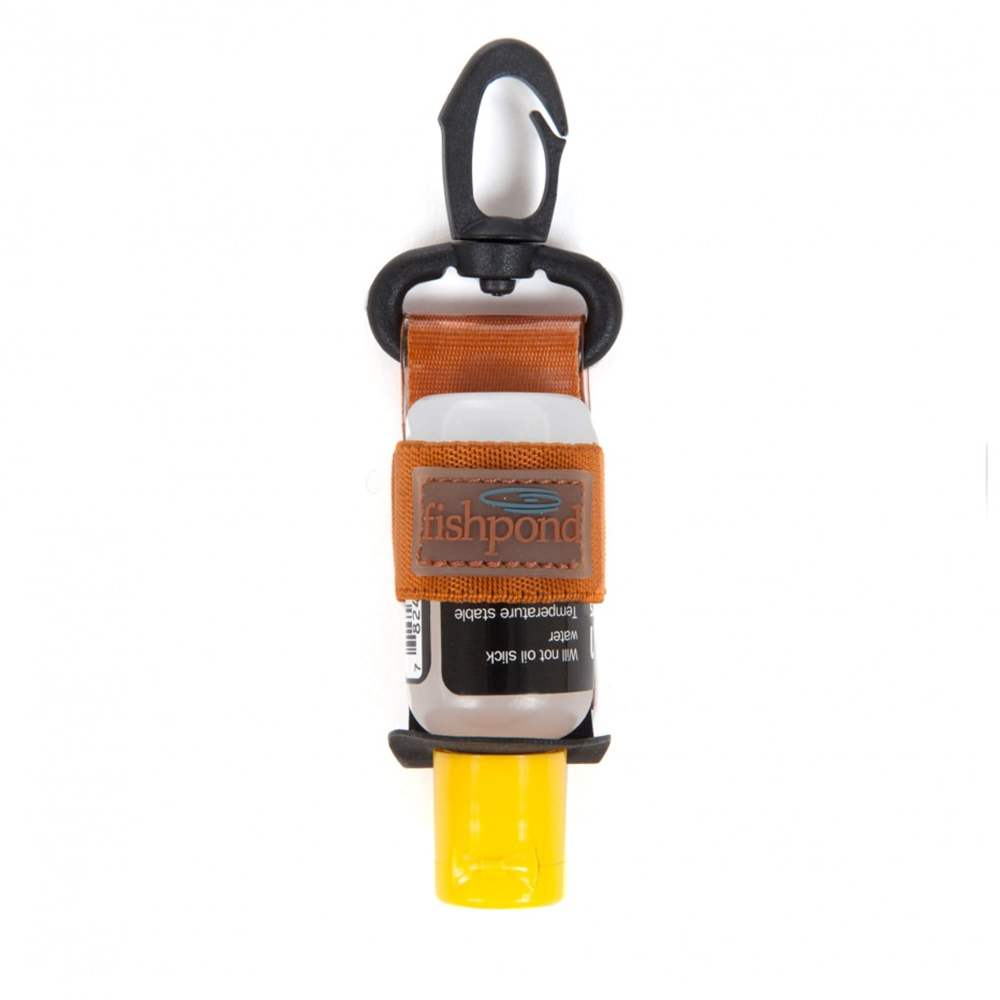 Fishpond - Floatant Bottle Holder - Cutthroat Orange