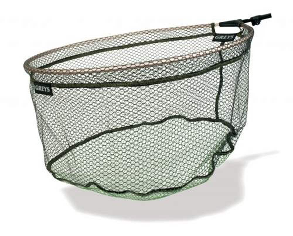 Greys Rubber Free Flow Specialist Net 20'' x 12''