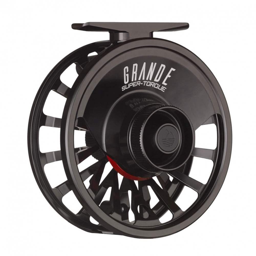 Redington - Grande Reel - Black - #11/12/13