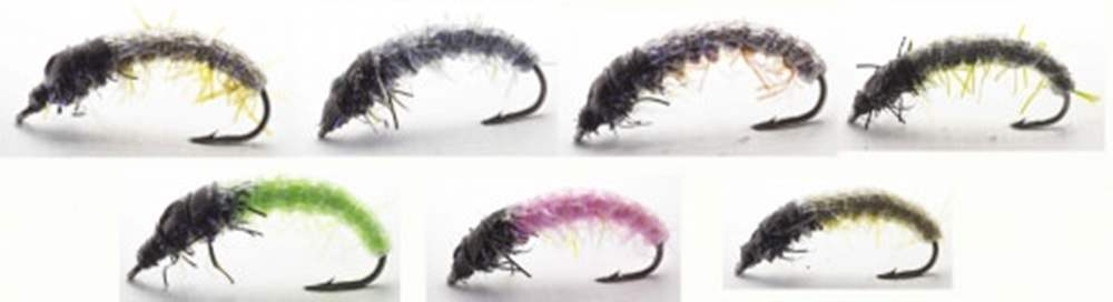 HVK Caseless Caddis Tie It Pack