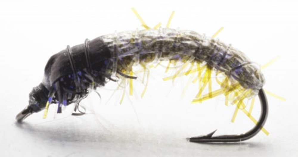 HVK Caseless Caddis Litchen