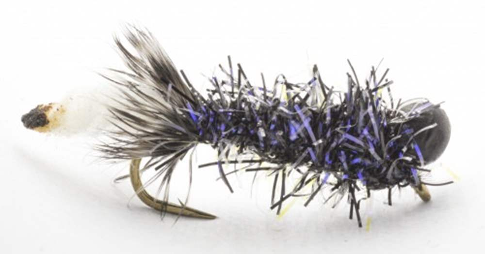 HVK Leadhead 2.0 Peeping Caddis Variant Black
