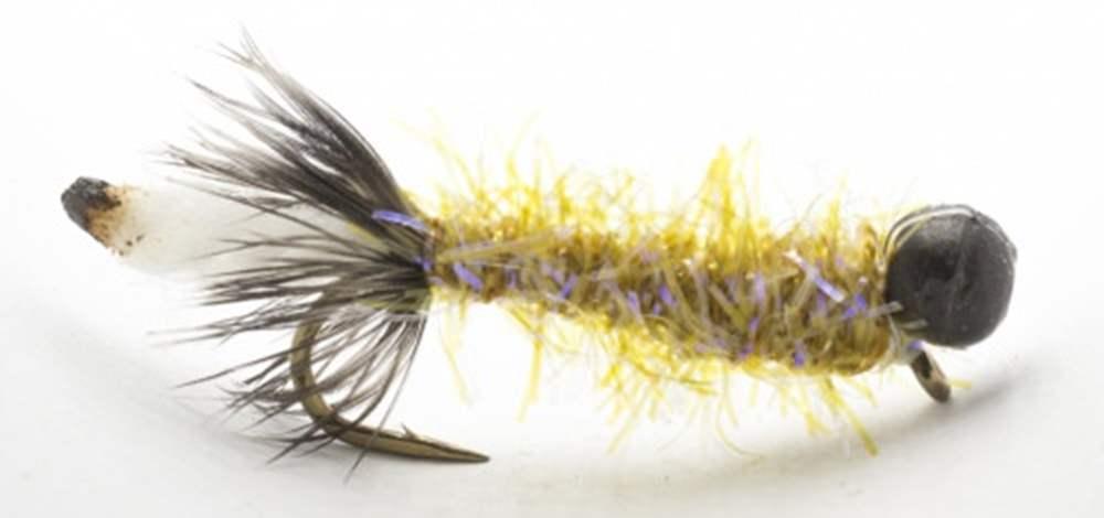 HVK Leadhead 2.0 Peeping Caddis Variant Copper Brown