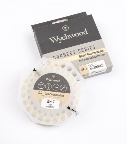 Wychwood - Connect Series - Fly Line - Ghost Intermediate - WF6