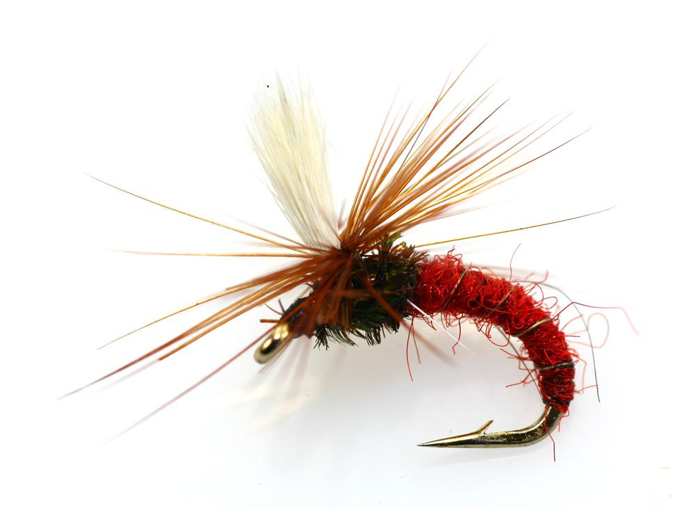 Terrys Emerger Parachute Red