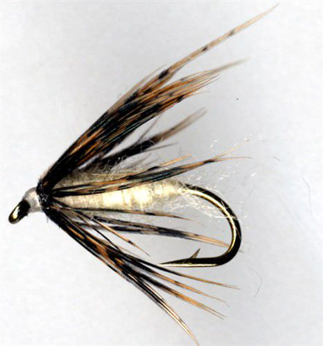Cream Caddis Pupa