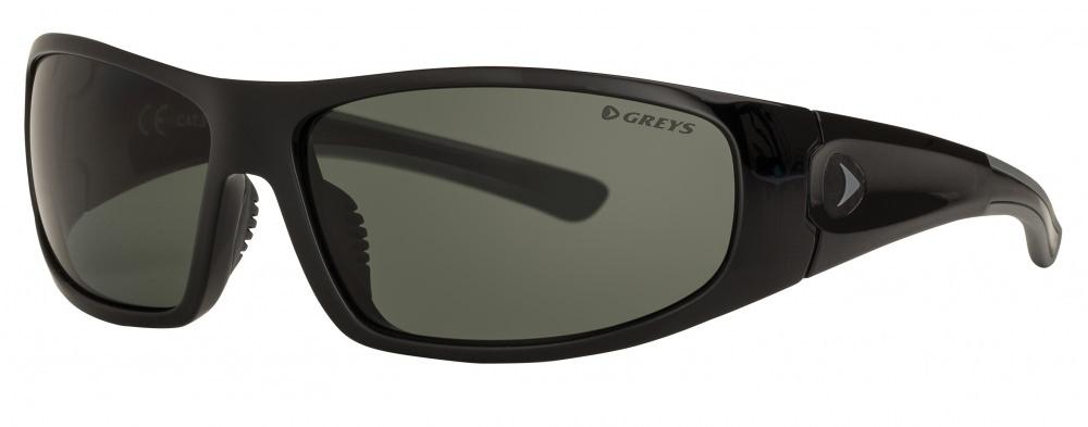 dbebe16e0e Greys G1 Sunglasses (Gloss Black Green Grey)