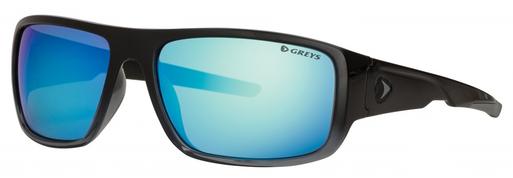 Greys G2 Sunglasses (Gloss Blackfade/Blue Mirror)