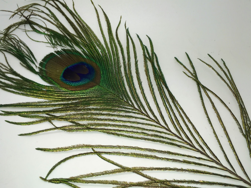 Veniard - Peacock Eye Top - Natural
