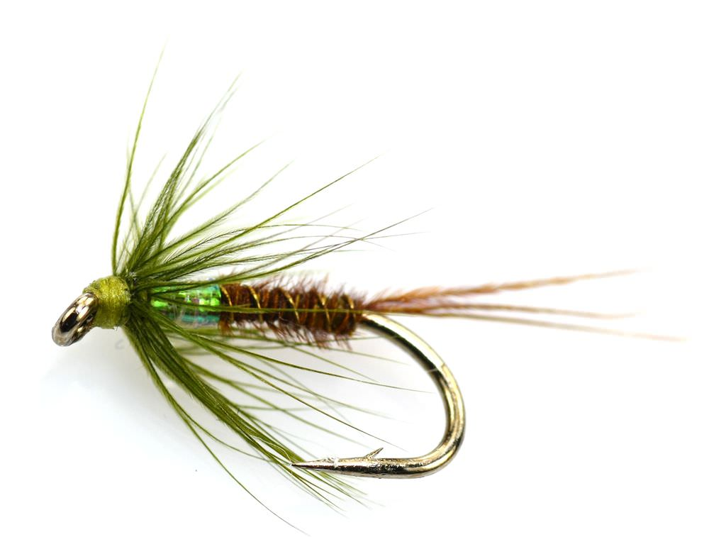 Pearly Olive Blank Buster Cruncher