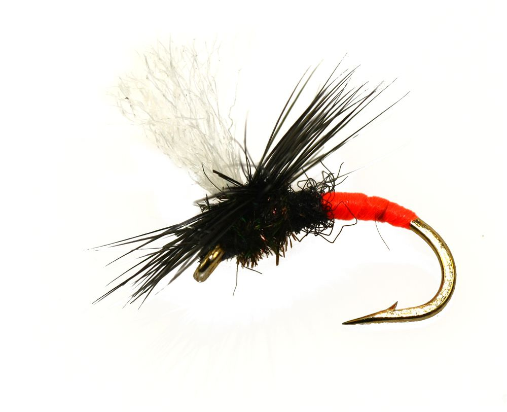 Blank Buster Klinkhammer Orange Trout & Grayling Fly