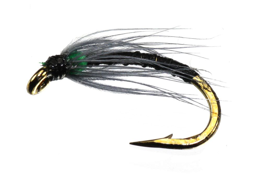 Sandys Blank Buster Spider Green