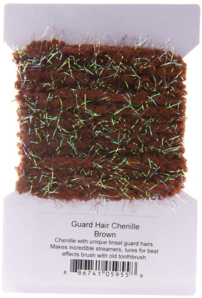 Semperlfi - Guard Hair Chenille - SF2200 - Brown