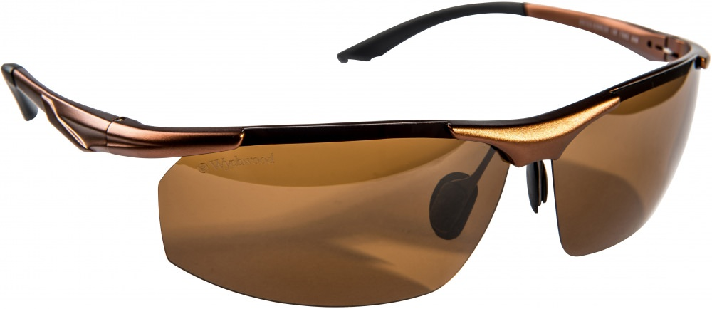 Wychwood - Aura Polarised Sunglasses - Brown