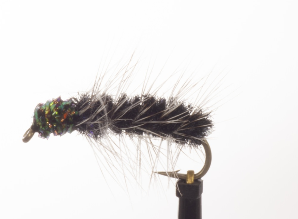 Chub Caterpillar Black