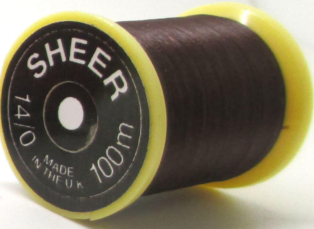 Gordon Griffiths Sheer Ultrafine 14/0 Brown