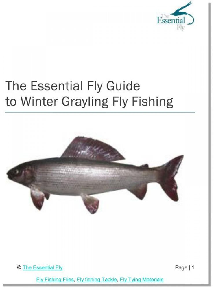 Winter Grayling 35 Page E-Booklet (Downloadable)
