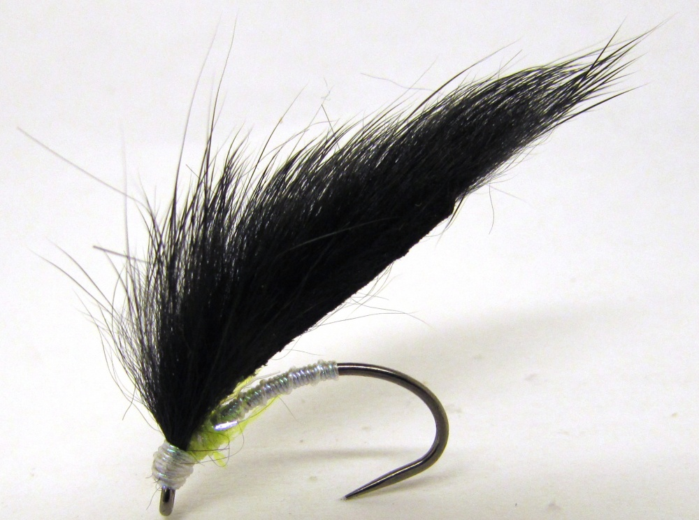 Barbless Marsden Mohican Iridescent & Red