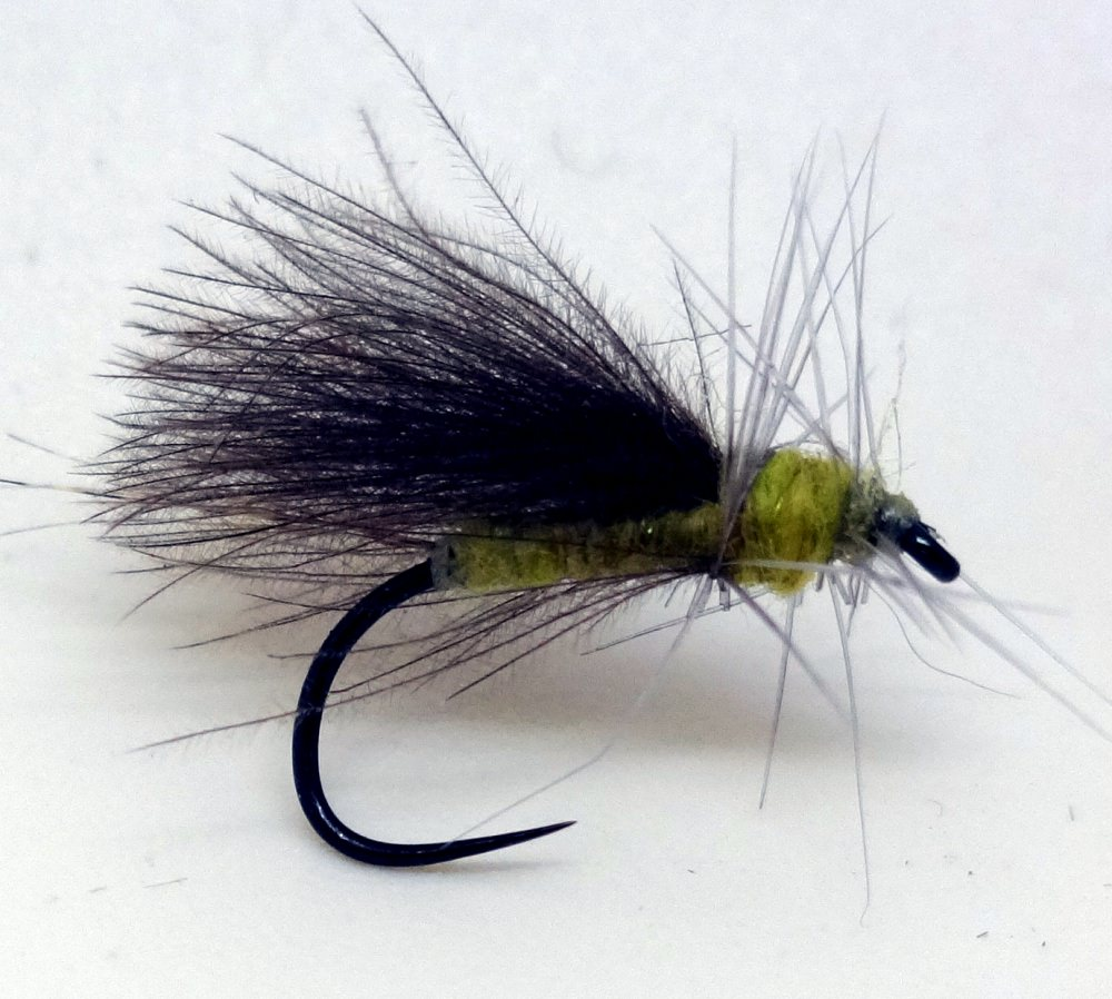 Barbless Blue Winged Olive Cdc