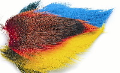 Veniard - Bucktail (Half) - Orange