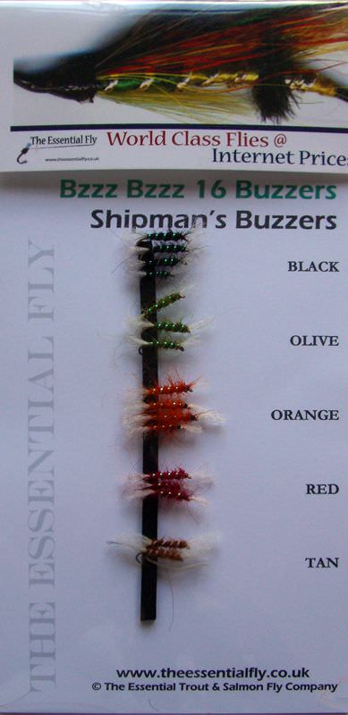 Shipmans Buzzers Collection