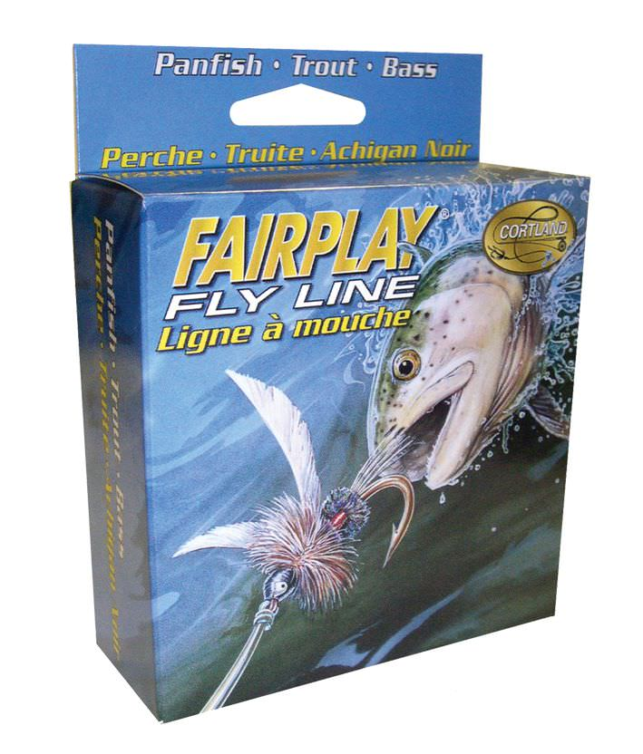 Cortland Fairplay Sink Fly Line Wf8S