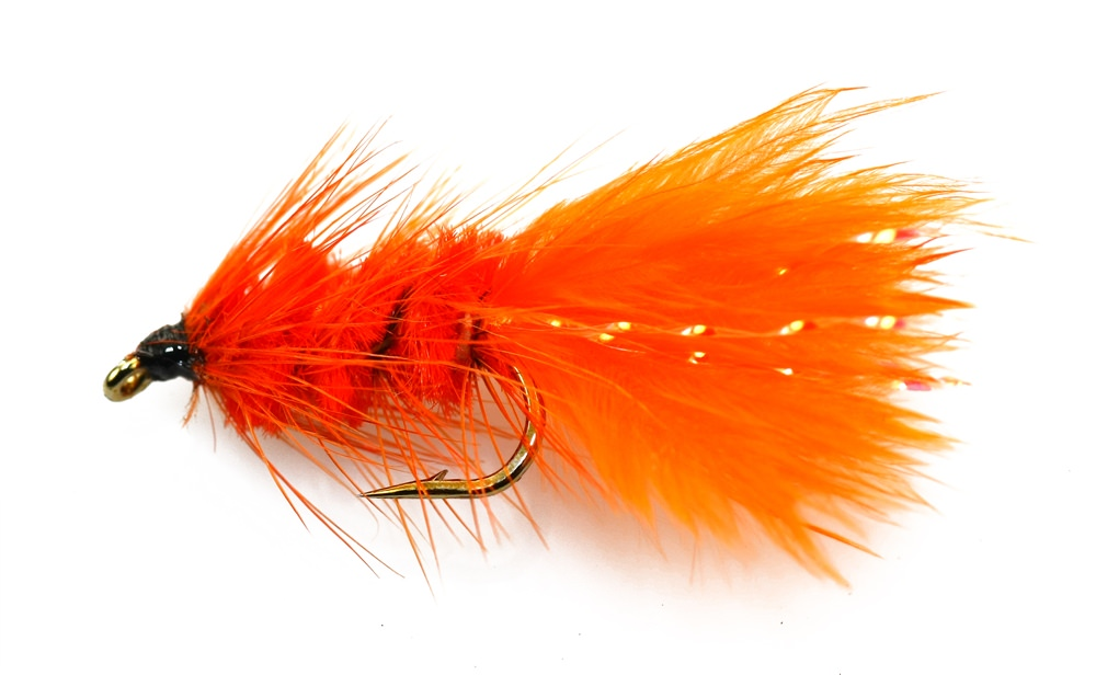 Tadpole Orange Mini Lure