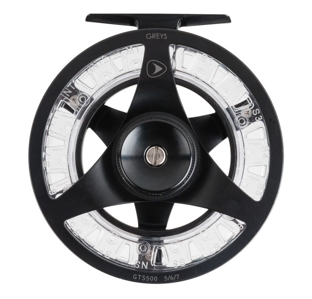 Greys Gts500 7/8/9 Weight Fly Reel