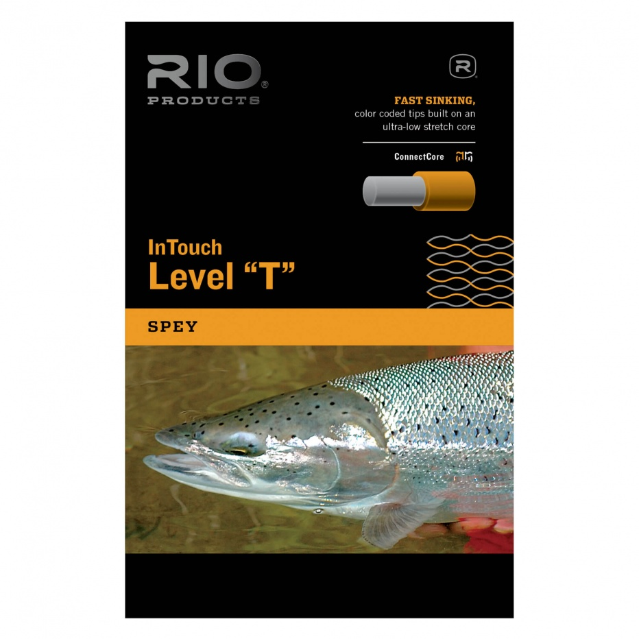 Rio Products - InTouch Level ''T'' Tips - Grey - 17 Grain - T-17