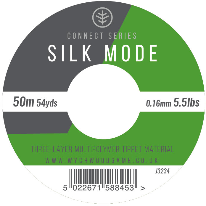 Wychwood - Connect Series - Fluorocarbon - Silk Mode - 5.5lb