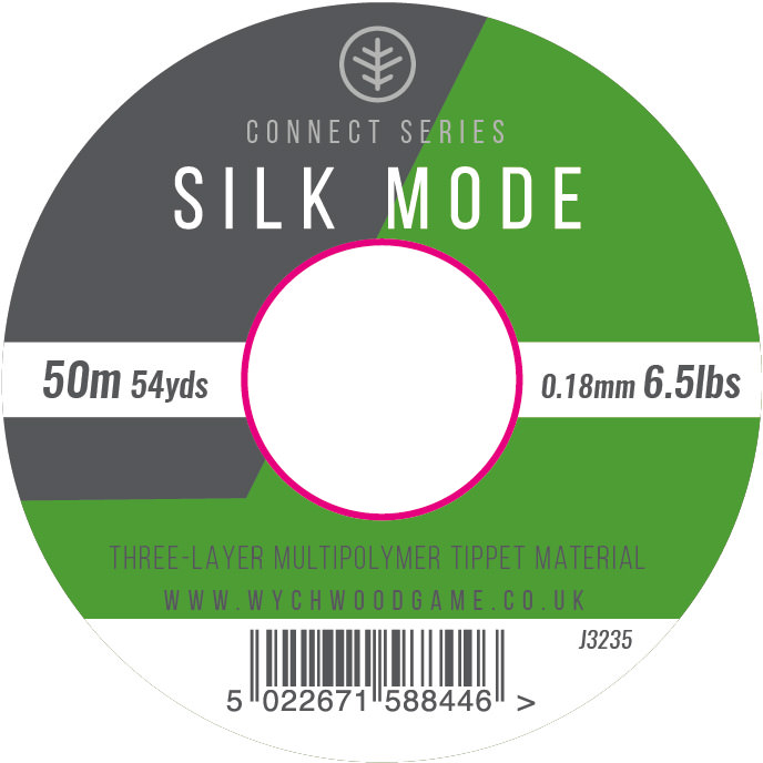 Wychwood - Connect Series - Fluorocarbon - Silk Mode - 6.5lb