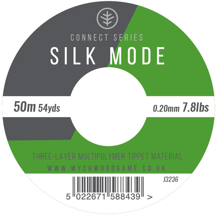Wychwood - Connect Series - Fluorocarbon - Silk Mode - 7.8lb