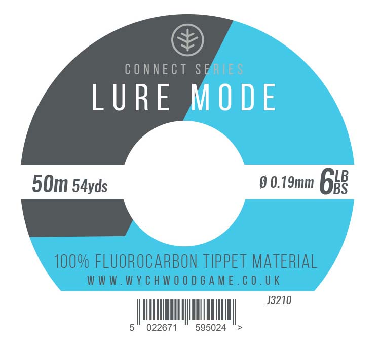 Wychwood - Connect Series - Fluorocarbon - Lure Mode - 6lb